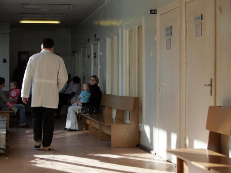Šeškinės poliklinikoje – kova dėl direktoriaus posto