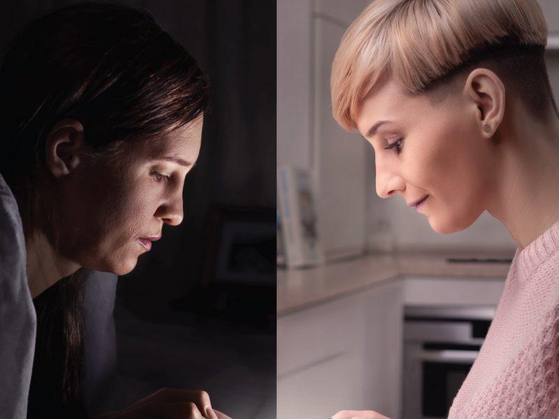 Smurtą patiriančios moterys padės viena kitai