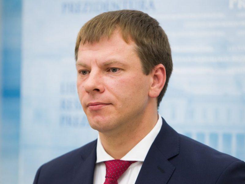 V. Šapoka: euro zonoje lėtėjantis ekonomikos augimas Lietuvai negresia
