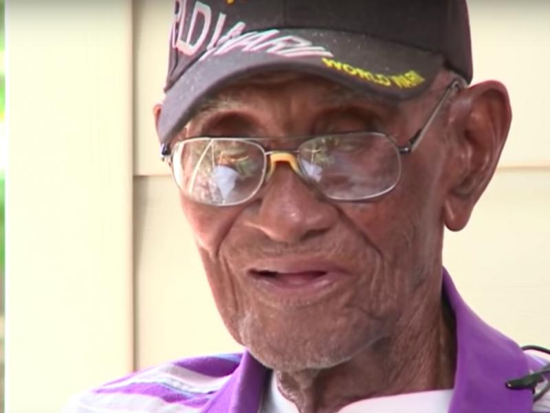 Seniausias JAV vyras tapo sukčių auka: neteko visų santaupų