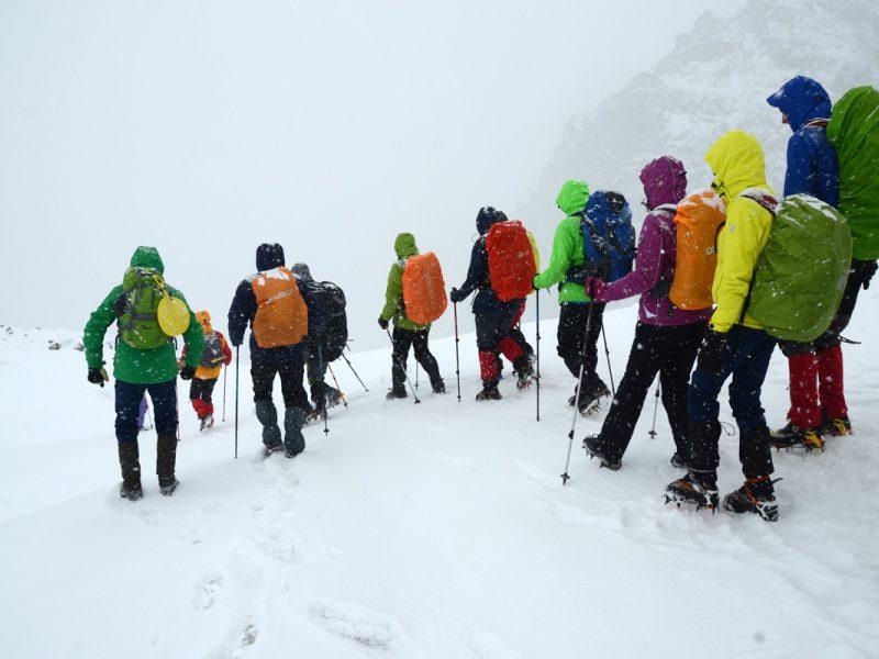 Valstybės atkūrimo šimtmečio proga – sveikinimas iš Tatrų kalnų