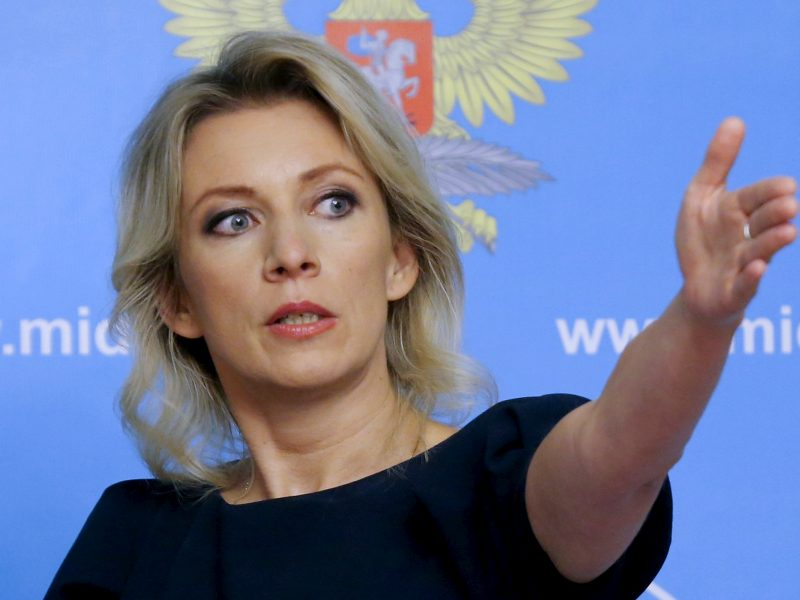 """Rusija apie """"RTR Planeta"""" transliacijų draudimą: tai – cenzūra"""
