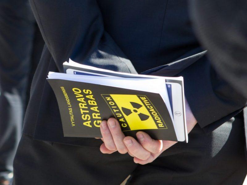 Konfidencialūs dokumentai kelia abejonių, ar Astravo AE elektra netekės į Lietuvą