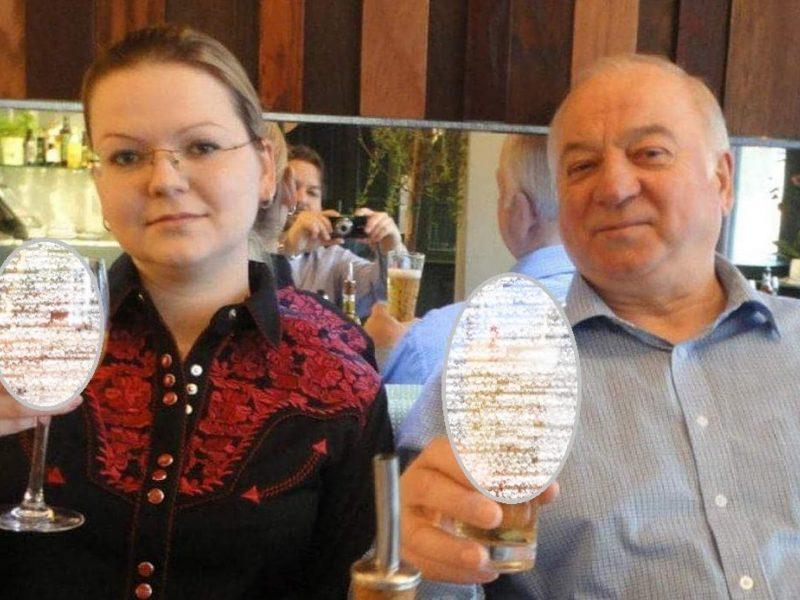 Londonas: Rusija šnipinėjo Skripalius prieš jų apnuodijimą