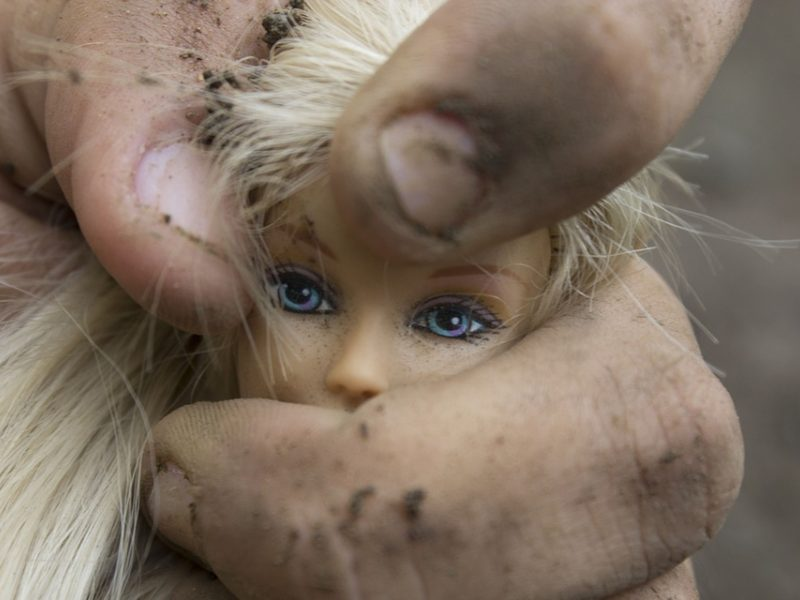Vilniuje tėvas 11-metę dukrą talžė diržu