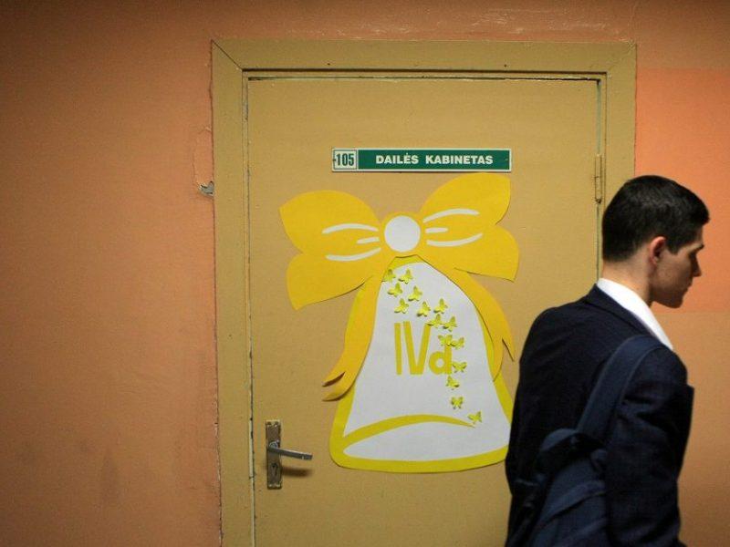 Mokyklų vadovai sunerimę: ar nuotraukos garbės lentoje – duomenų apsaugos reglamento pažeidimas?