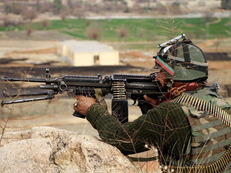 Afganistane džihadistai nužudė keturis policininkus
