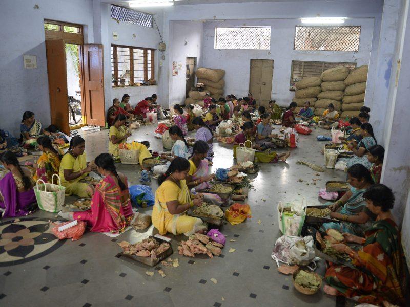 Indijoje dėl musono žuvusių žmonių skaičius išaugo iki mažiausiai 76