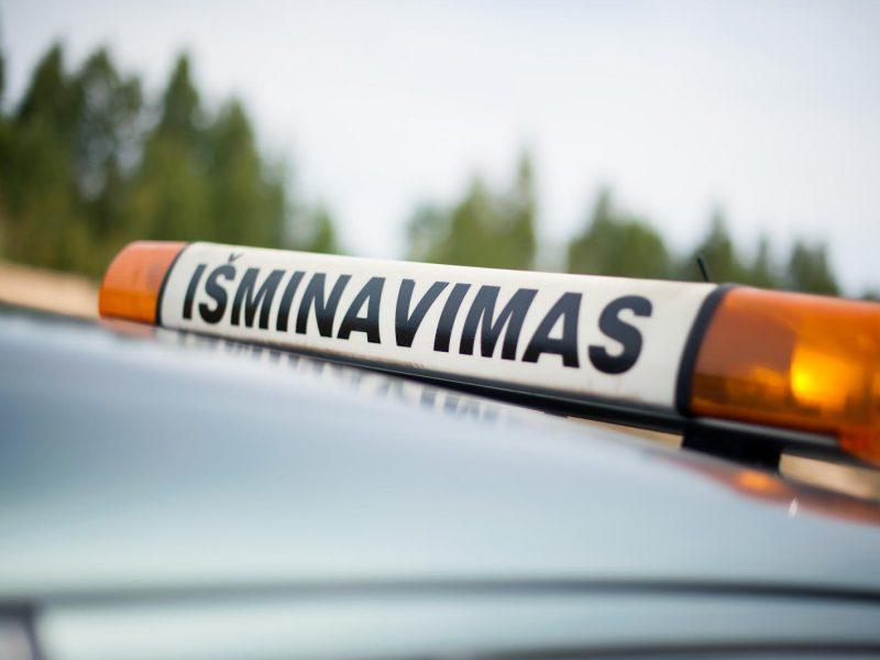 Kasant pamatus Vilniuje rasti karo laikų sprogmenys