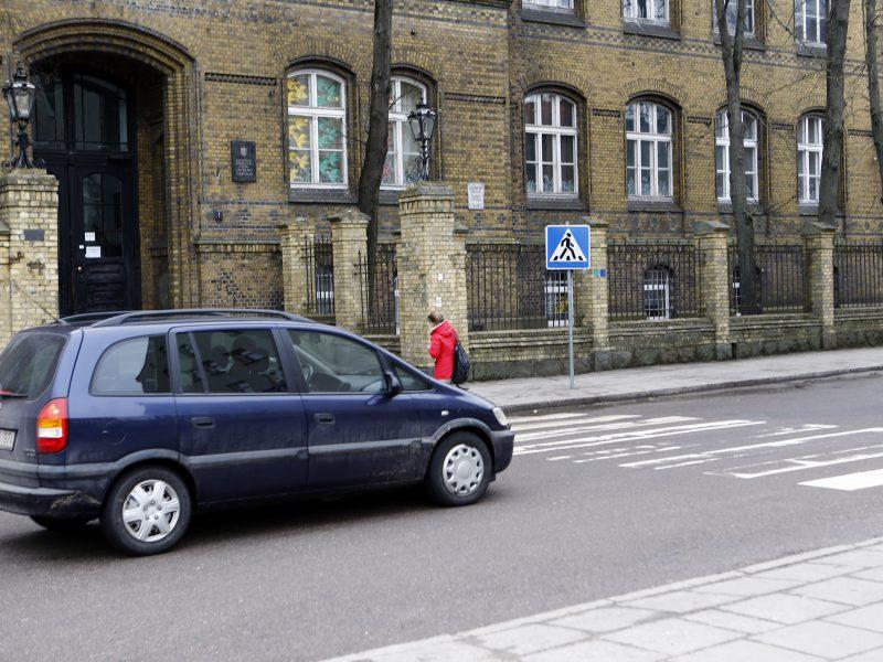 Puodžių gatvėje – daugiau saugumo