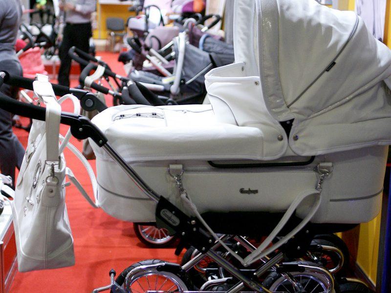 Šančiškiui nepavyko parduoti vogto vežimėlio