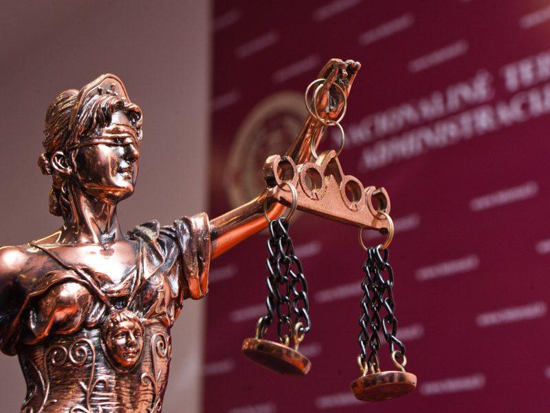 Reorganizuojamo teismo vertėjai pasiūlyta darbo alternatyva - kiemsargės darbas