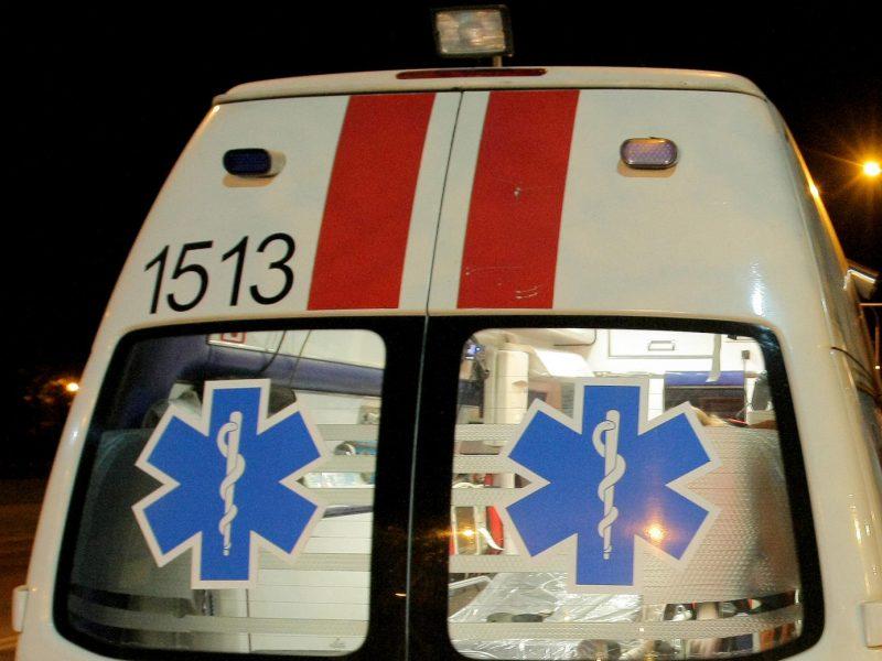 Tragiška avarija Plungės rajone: žuvo vaikas, dar keturi žmonės sužeisti