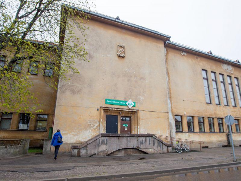 Atidaryta Šančių biblioteka