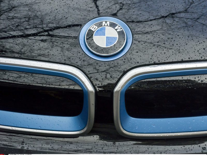 Palangoje pavogtas automobilis BMW
