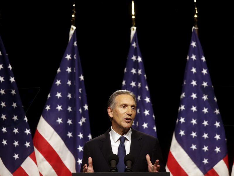 Nežinomas kandidatas į JAV prezidentus, pakėlęs demokratų kraujospūdį
