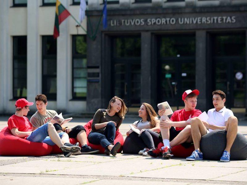 Lietuvos sporto universitetas jungsis tik su viena sąlyga