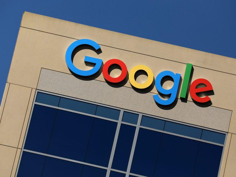 """""""Google"""" uždraus visas kriptovaliutų reklamas"""