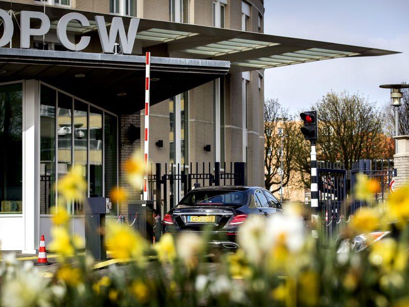 OPCW pradėjo skubias derybas dėl cheminės atakos Dumoje