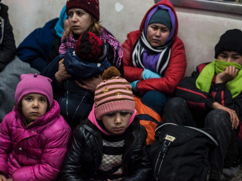 57 migrantų vaikai JAV grąžinti šeimoms