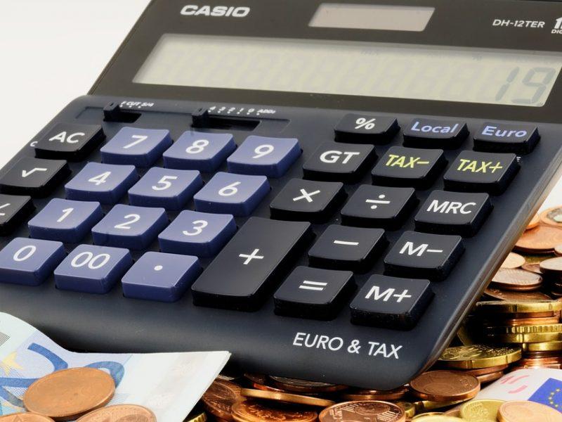 Gyventojams grąžinta beveik 125 mln. eurų pajamų mokesčio permokos