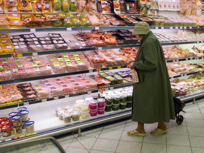 Lietuviai maisto produktų etiketes vertina itin nepatikliai