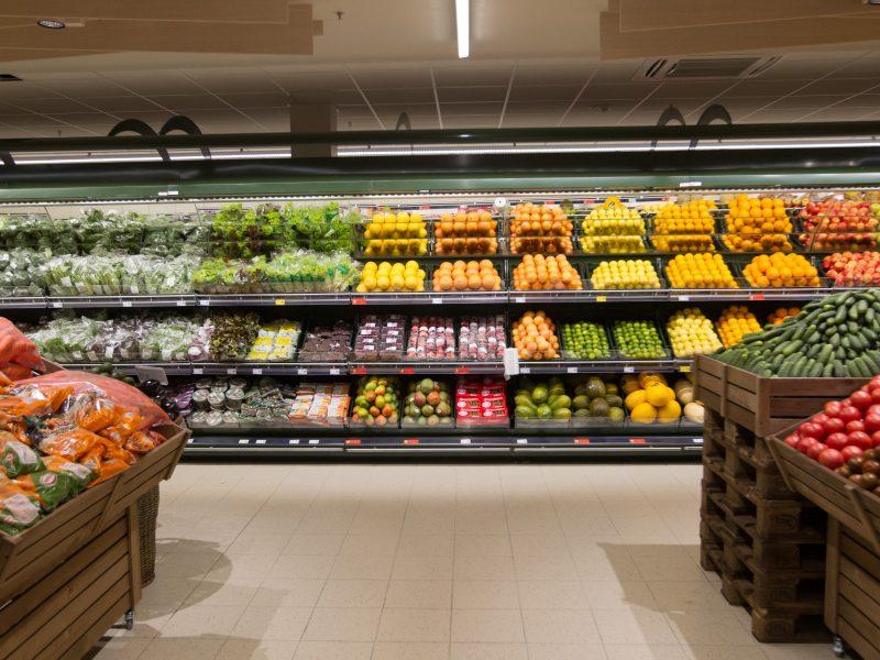Kada prekybos centruose tikėtis lietuviškų daržovių?