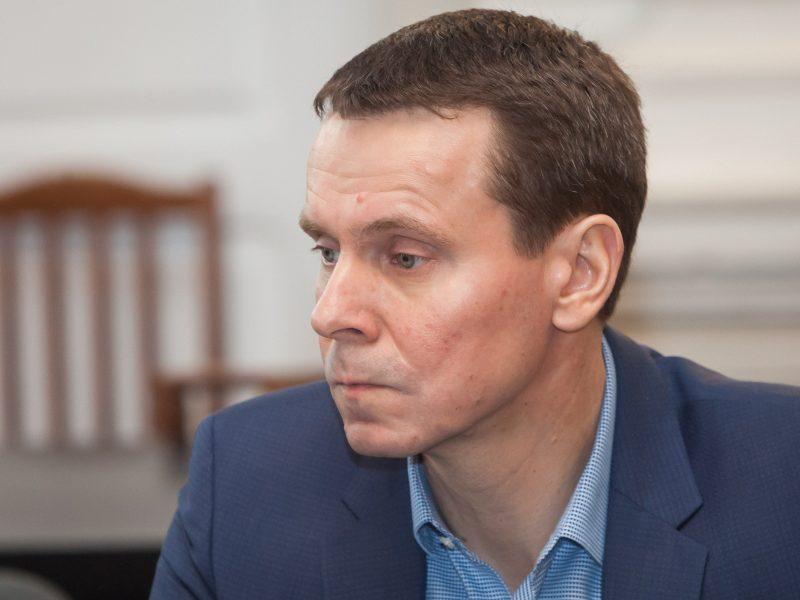 R. Kurlianskis toliau reikalauja priteisti žalą dėl neįvykusios komandiruotės