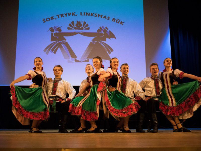 Liaudies šokių festivalis