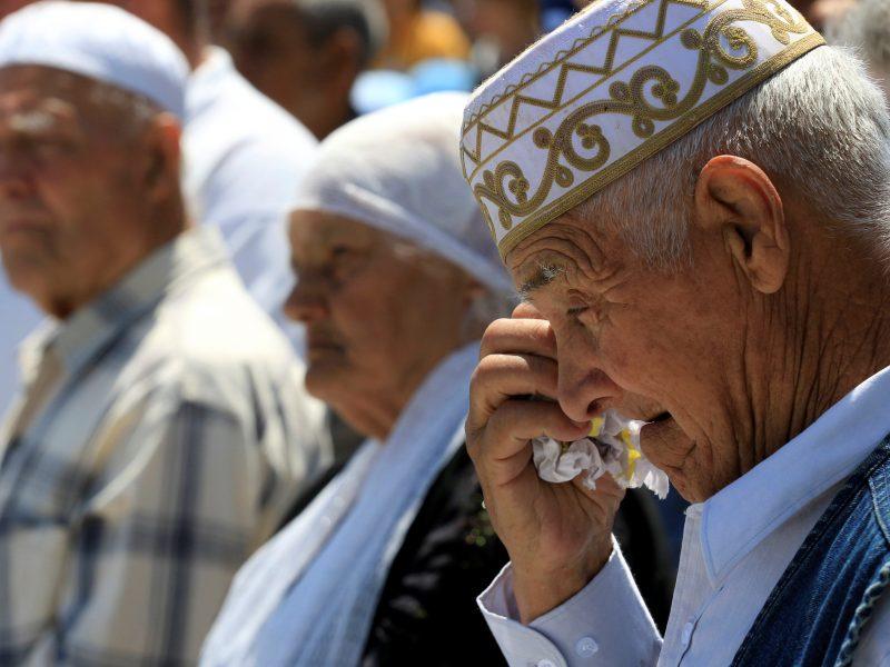 Rusija nuteisė vieną Krymo totorių lyderių