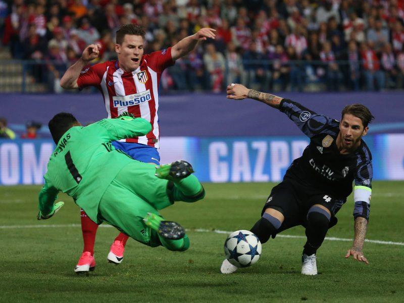 """Į Čempionų lygos finalą žengė Madrido """"Real"""""""