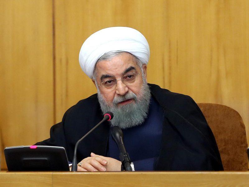 Prezidentas perspėjo: Iranas gali pasitraukti iš branduolinio susitarimo