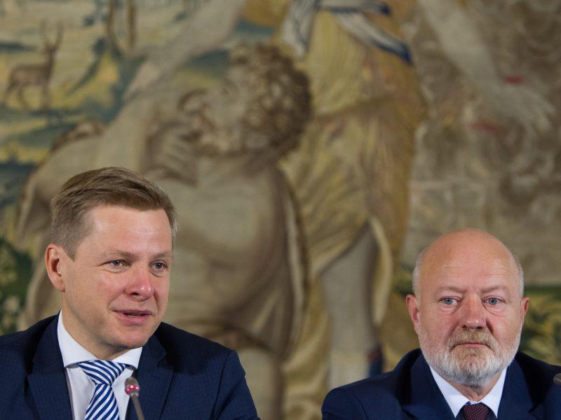Liberalai panaikino Vilniaus skyriaus sprendimą rinkimuose dalyvauti su komitetu