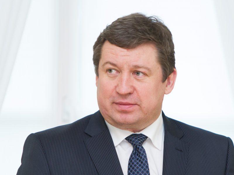 Premjeras su R. Karobliu aptars krašto apsaugos sistemos reformas