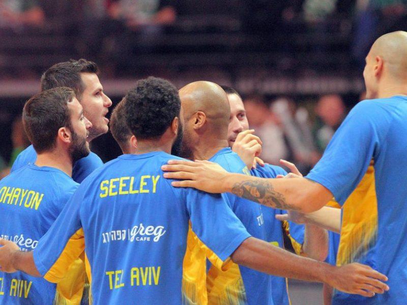 """""""Maccabi"""" ir antrą kartą sezone įveikė """"Fenerbahče"""" krepšininkus"""