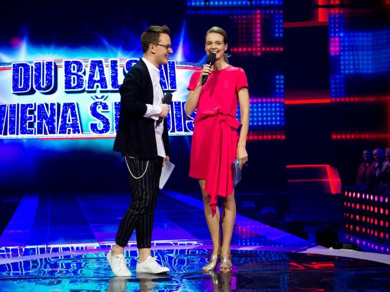 Televizijos stilistė atskleidė darbo su J. Jurkute-Širvaite subtilybes