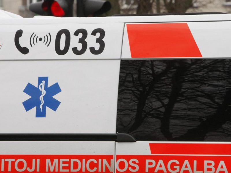 Vietoj greitosios pagalbos numerių – medicininių konsultacijų linija