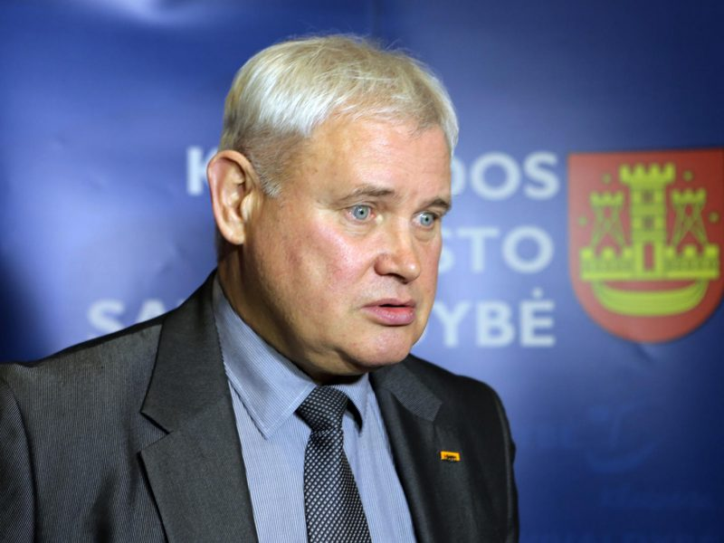 Plungiškiai LR prezidentu mato Klaipėdos merą?