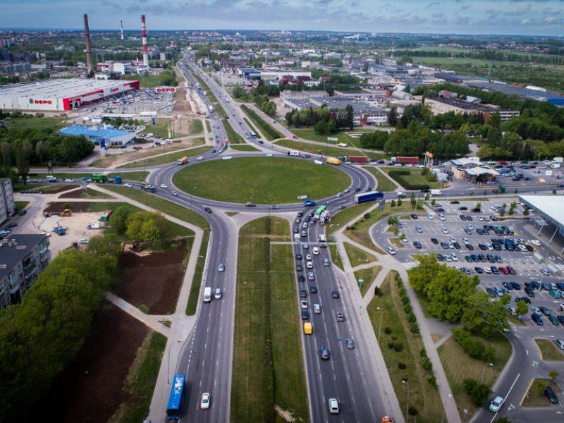 Sprendžia Baltijos prospekto ir Šilutės plento sankryžos likimą