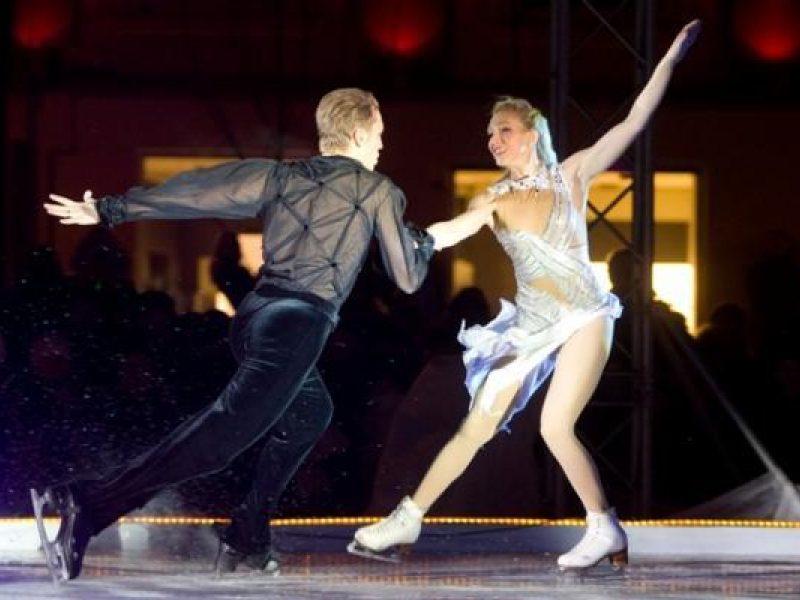 """Projektą """"Šokiai ant ledo"""" aplankys įžymi rusų choreografė"""