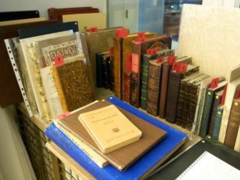 Rusus suerzino paviešinti lietuvių knygnešystės mastai