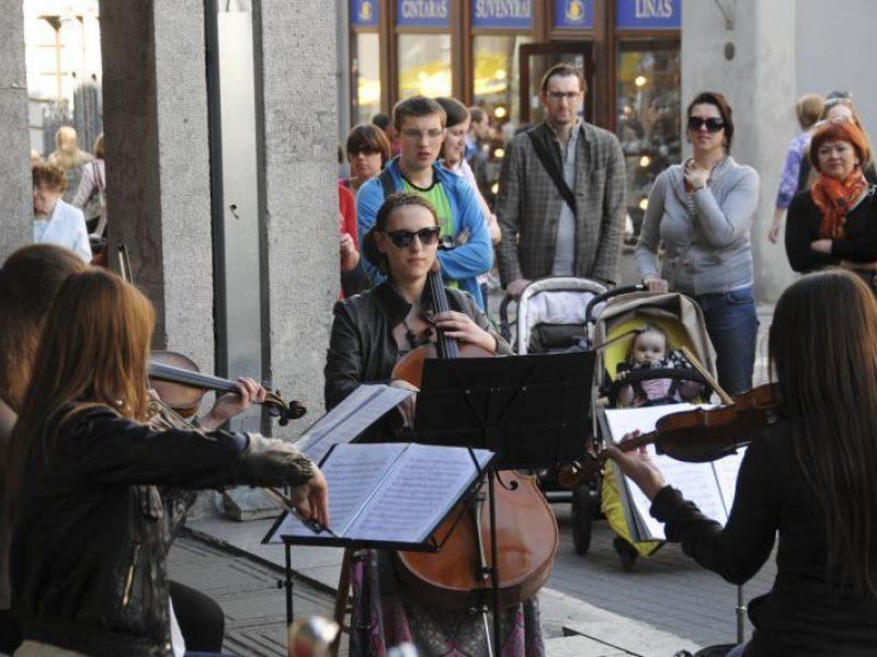 Gatvės muzikos diena: šventė ar triukšmo kova?