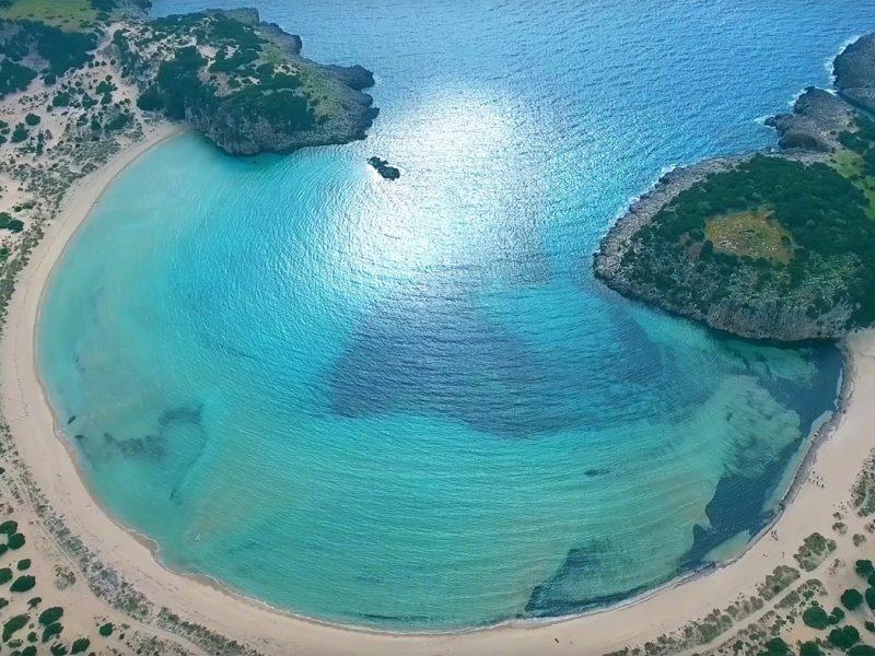 2018-ųjų paplūdimio poilsio mėgėjų kryptis – Graikijos Peloponesas