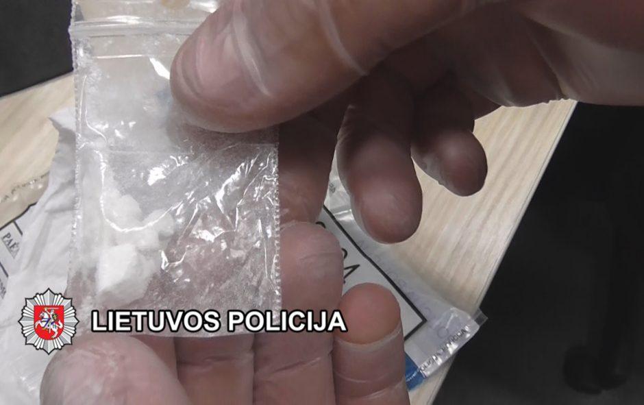 Baigtas tyrimas dėl kokaino platinimo lošimo namuose