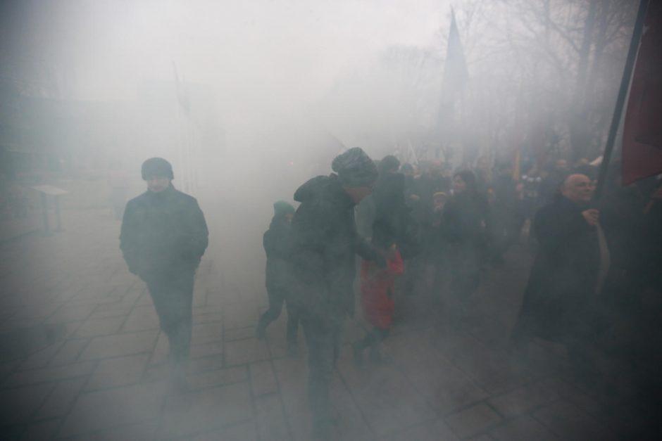 Tautininkų agresyvumą nustelbė vidinės rietenos?