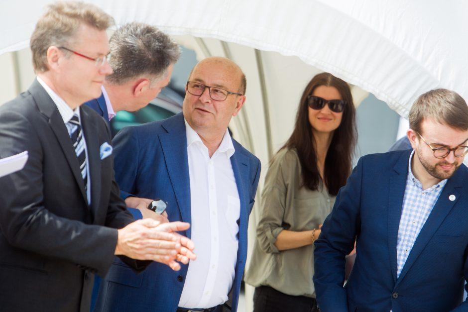 """""""Fazer Lietuva"""" plečiasi: į kepyklą investuota 1,7 mln. eurų"""