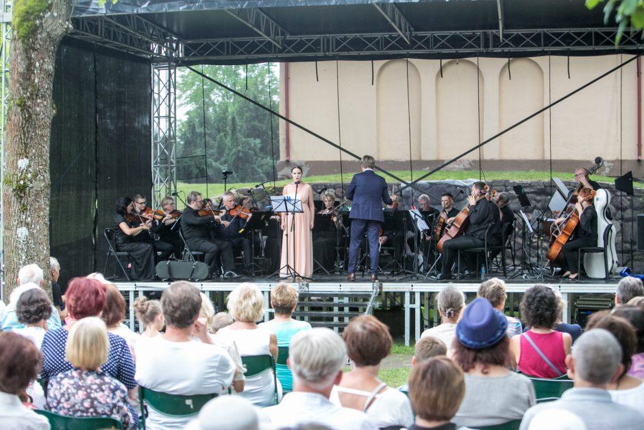 Netipiškas Pažaislio festivalio koncertas
