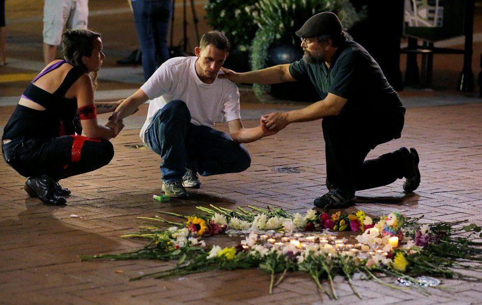 Virdžinijoje – ultranacionalistų ir jų priešininkų susirėmimai, žuvo trys žmonės