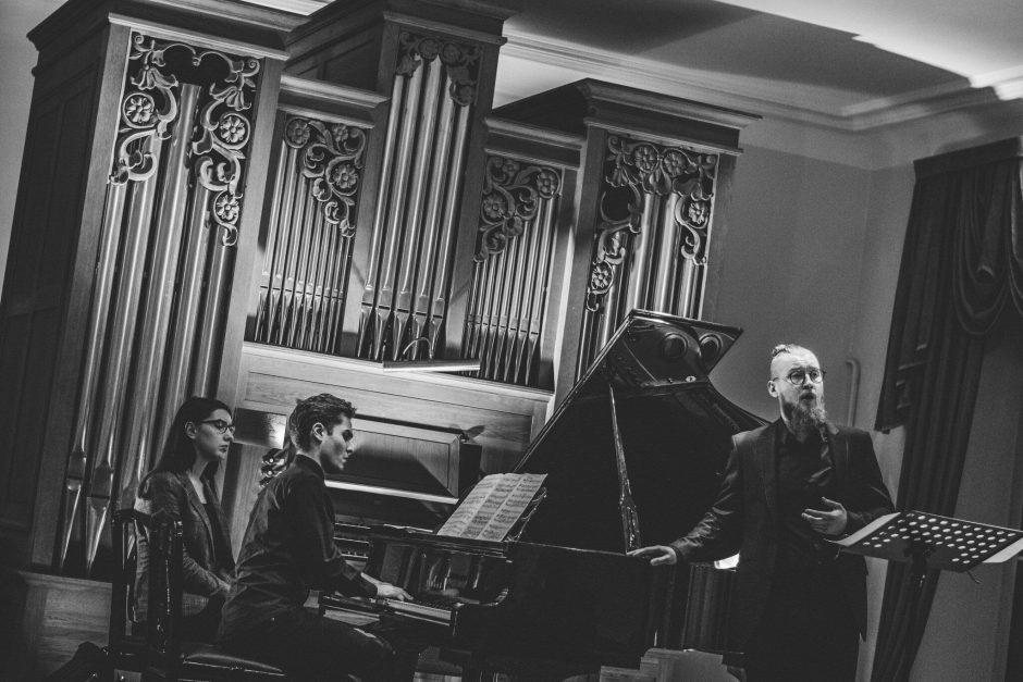 """""""Kultūros naktis"""" kviečia klasikinės muzikos gerbėjus"""