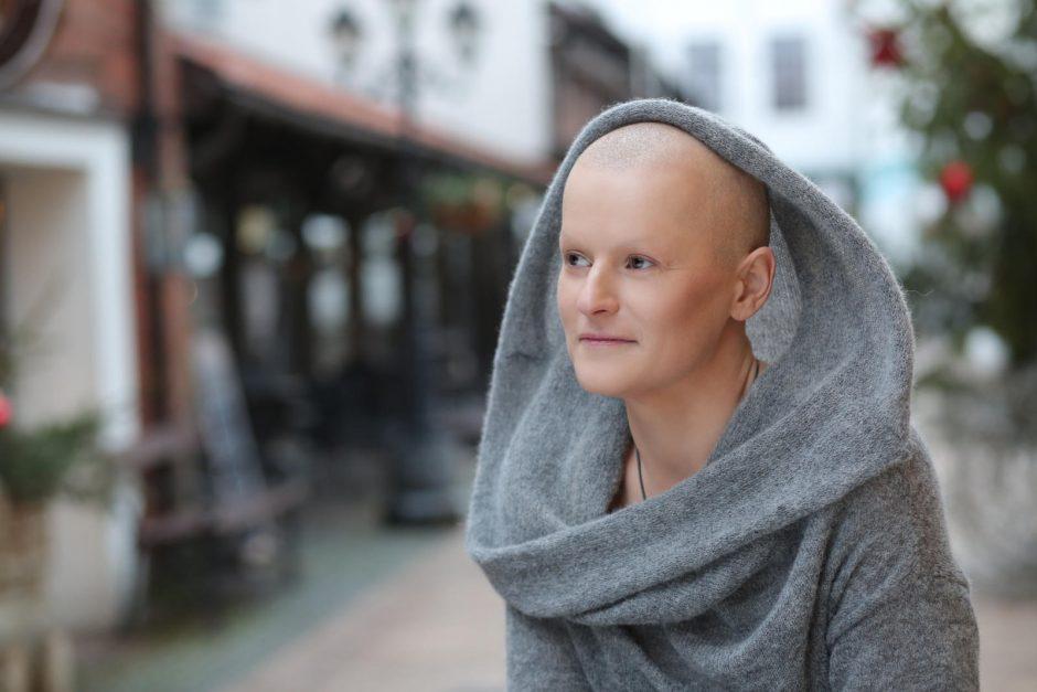 Kosmetologė: net sirgdama gali jaustis graži
